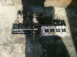 Mazda 323 b6 1.6 головка блока клапана направляющие и поршня