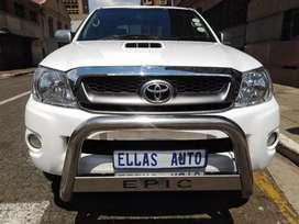 Pre Own 2009 Toyota Hilux 3.0D