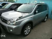 Nissan Xtrail Silver 0