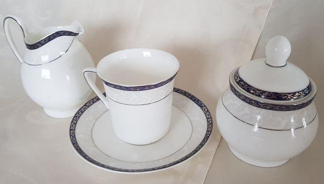 Porcelanowy serwis kawowy 4 os Gdynia - image 2