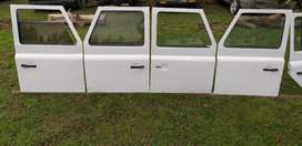 Land rover defender doors (complete) front and rear