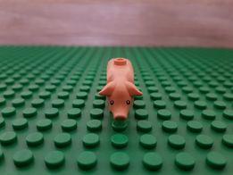 Lego Świnia\Świnka\Pig\Zwierzeta\Animal\Castle