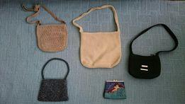 Torebki, małe i duże torby na ramię i do ręki