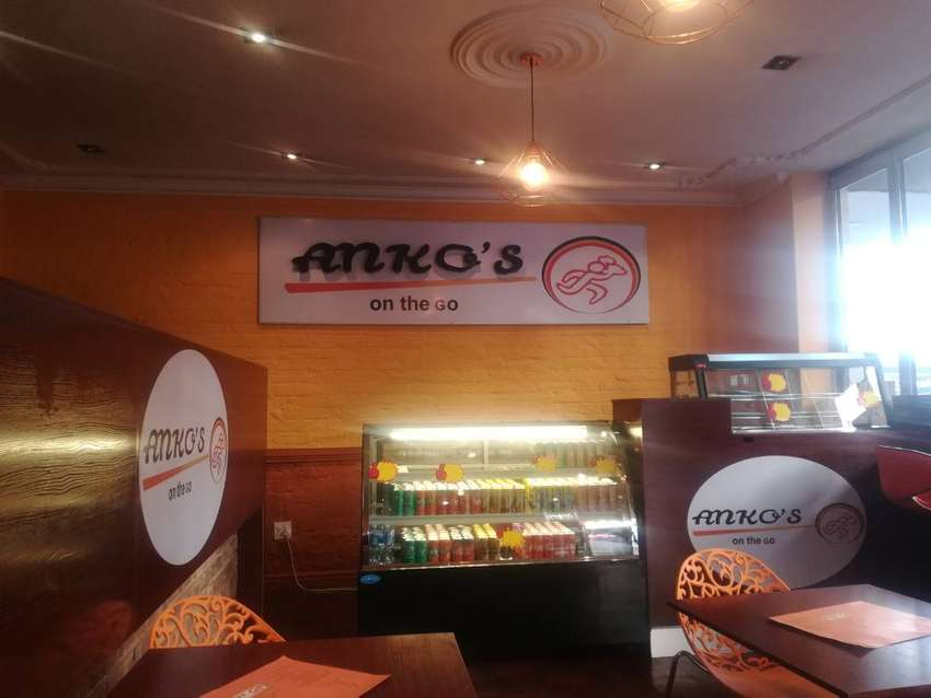 Busy Resturant and Take Away JHB CBD 0