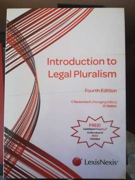 Introduction to legal pluralism