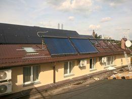 Сонячні панелі і коллектора/Монтаж та продажа