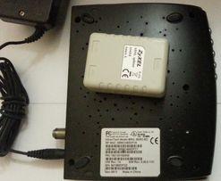 Modem: GVC 33600, ADSL Zyxel, HitronTech, Scientiific Atlanta