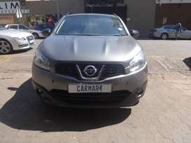 FINANCE AVAILABLE: USED NISSAN QASHQAI 2.0 2013 MODEL GREY COLOUR