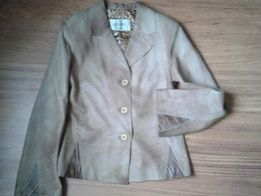 Куртка кожаная размер М (Турция)