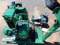 Image of 1 Cylinder Lister TR1 Diesel Engine With Water Pump Call Geraldene