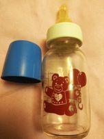 Детская бутылочка с соской.