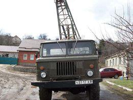 Продам буровую установку УГБ-50 на базе автомобиля ГАЗ-66 1985г выпуск
