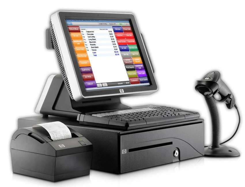 POS System All in 1 Touch Screen 0
