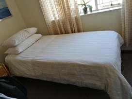 Single bed mattress and Base