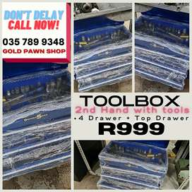 Secondhand Toolbox