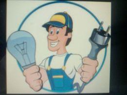 Услуги электрика, сантехника, сварщика, и тд...