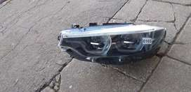 BMW m4 left side headlight