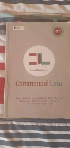 Commercial Law 8th Edition