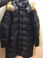 Новый теплый зимний пуховик из Польши,размер 52-54-56