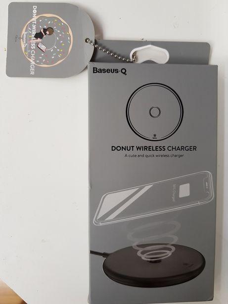 Беспроводная зарядка Baseus Donut wireless charger