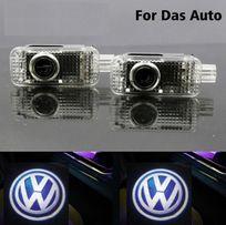 Штатная подсветка в двери Volkswagen Passat B5, B5+, Touareg 1st