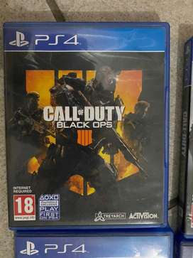 Ps4 game - Call of Duty Black ops 4