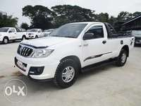 2011 Toyota Hilux Single cab KCP number 0