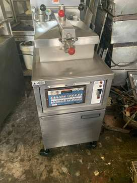 fried chicken equipment  we buy and sell and repair