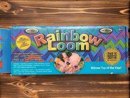 RAINBOW LOOM - Набор для плетения украшений из резиночек