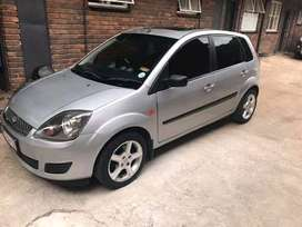 Ford fiesta 2007 model 1.4 manual