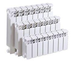 Батареи(радиаторы) отопления.Стальные,алюминиевые,биметаллические.