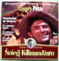 Śniegi Kilimandżaro. Film, DVD. Lektor Pl.