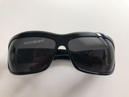 Okulary przeciwsłoneczne damskie YSL czarne