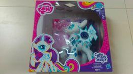 Hasbro My Little Pony Świecąca RARITY