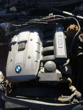BMW 323i N52 engine and gearbox for sale