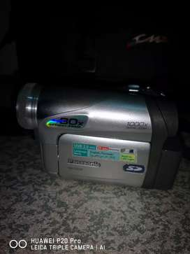 National Panasonic NV GS 35 Camcorder video camera for sale