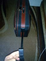 Сумка чемодан Samsonite на колесах, прочная, удобная