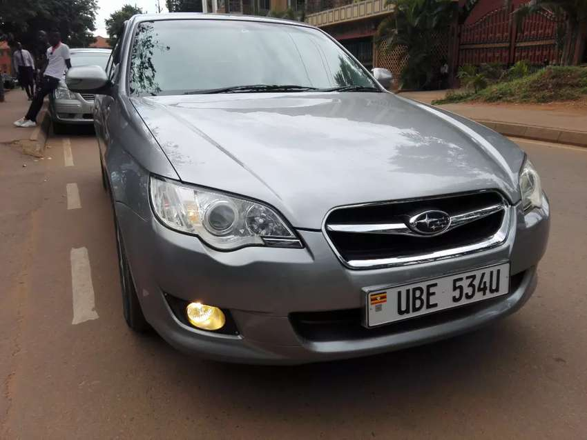 Subaru legacy super full option model is 2008 for sale 0