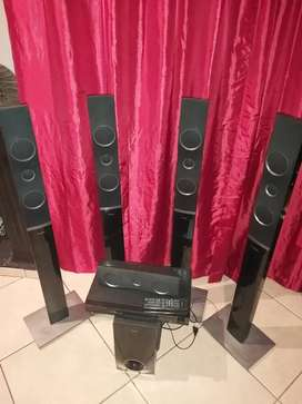 Homechoice Home Theater System