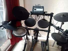 Roland TD-3 electronic percussion drumkit for sale