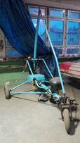 Motolotnia, wózek odnowiony, zamiana