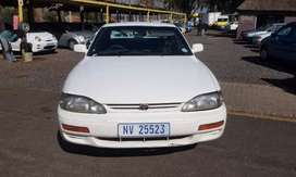 1998 Toyoa camry 220 si manual