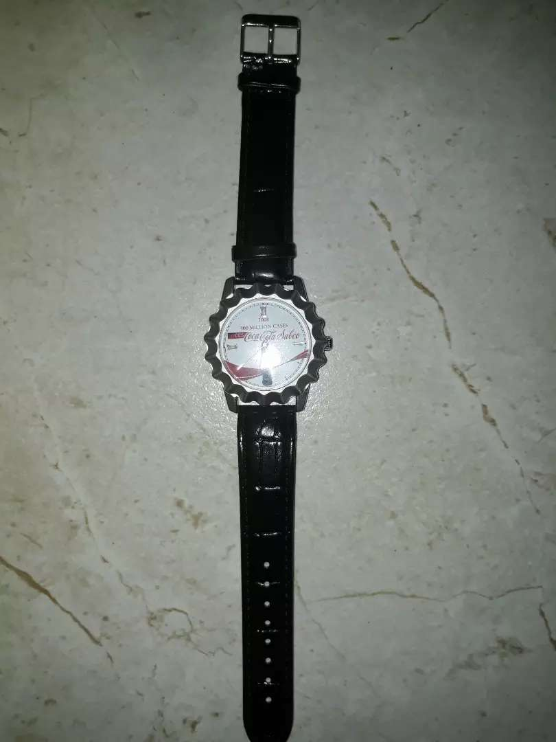 Coca Cola wristwatches for sale