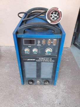 Unipower 315 Arc Welding Machine