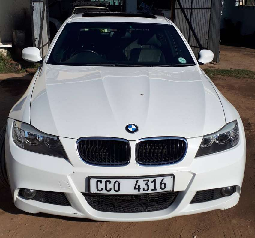 BMW 320D MSport 6 Speed Manual 0