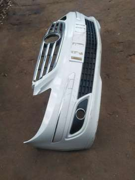 Mercedes w204 bomber with grill complet