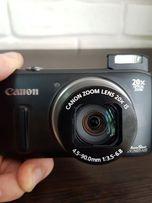 Canon PowerShot SX260 HS Black. Новый, гарантия. Бесплатная доставка