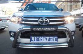 2017 #Toyota #Hilux 2.8GD-6 Double Cab Raider (AN130)  Liberty Auto