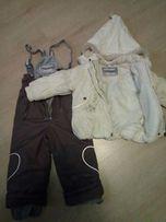 Зимний комплект(куртка+штаны) LENNE р86+6