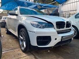 BMW X6 5.0i E71 Now Stripping for Parts